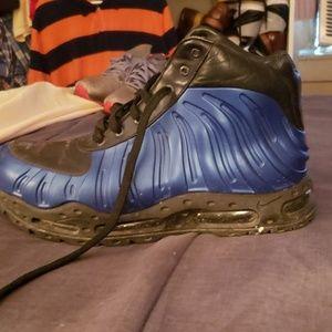 Nike foamposit boots